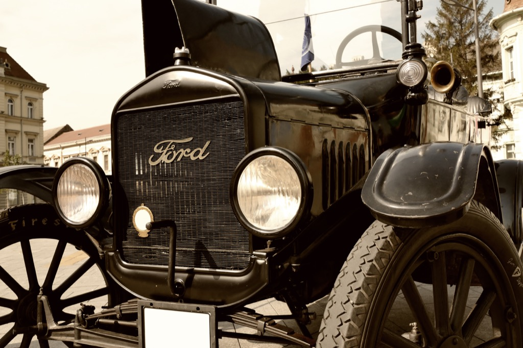 Ford Model T most groundbreaking invention in every state