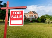 for sale sign, real estate things burglars know about your home