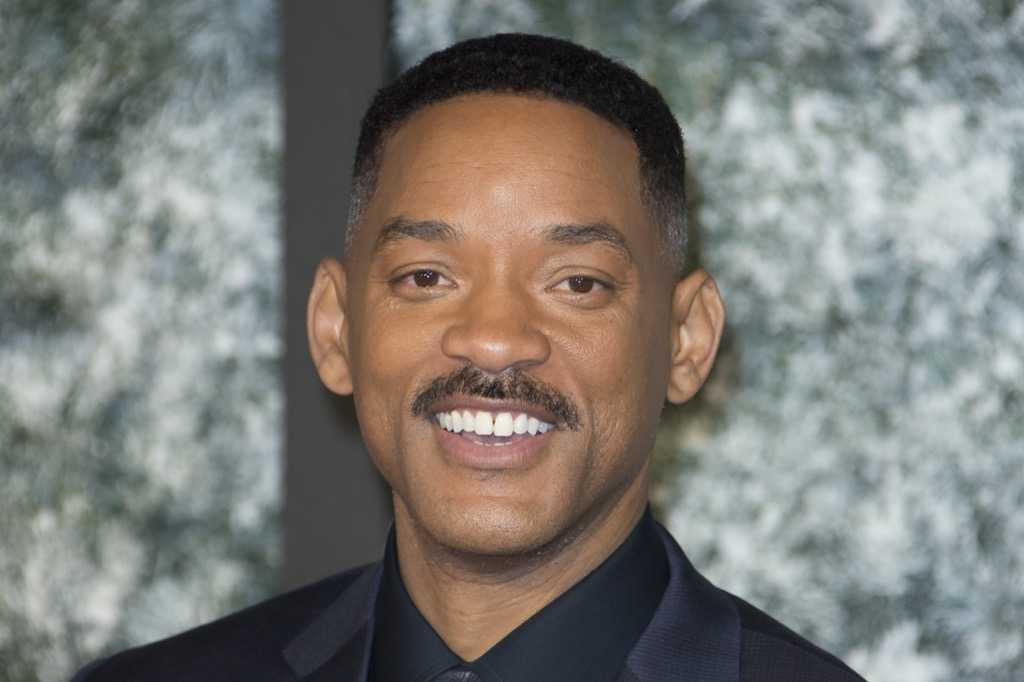 Will Smith most famous actors