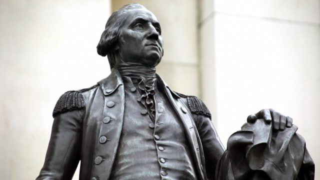 Founding Father and President George Washington