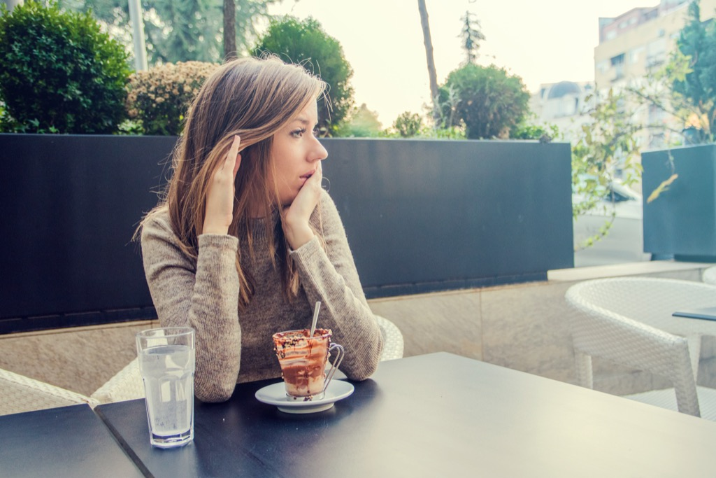 stood up girl on date, pet peeves in relationships