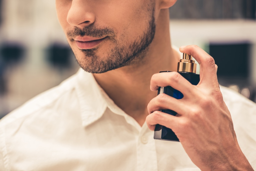 cologne grooming Things You Should Always Do at a Fancy Restaurant