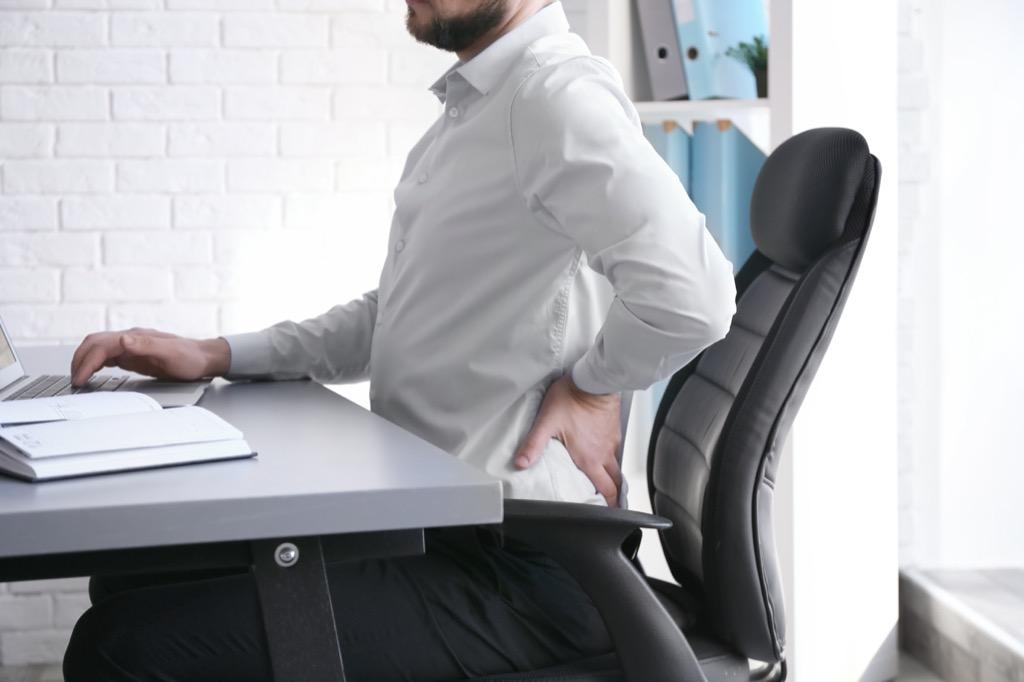 good posture, destress, improve memory