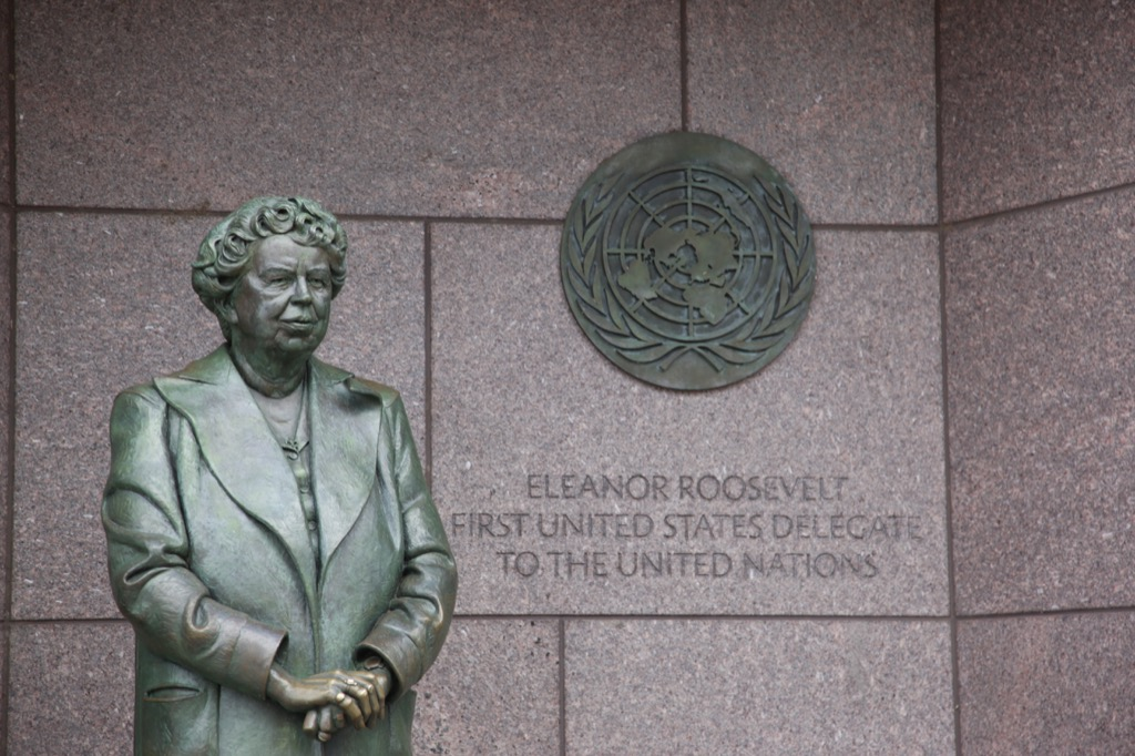 Eleanor Roosevelt, inspiring quotes