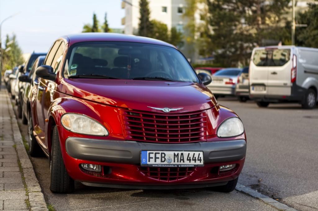 chrysler pt cruiser rental cars rental cars