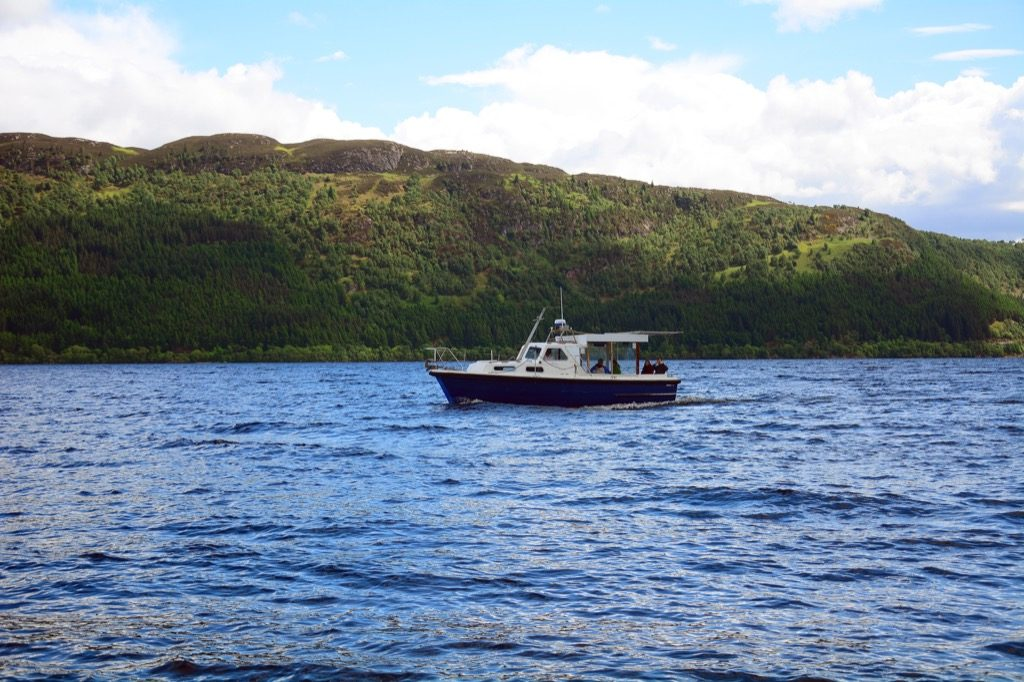 Hunting for Loch Ness Monster
