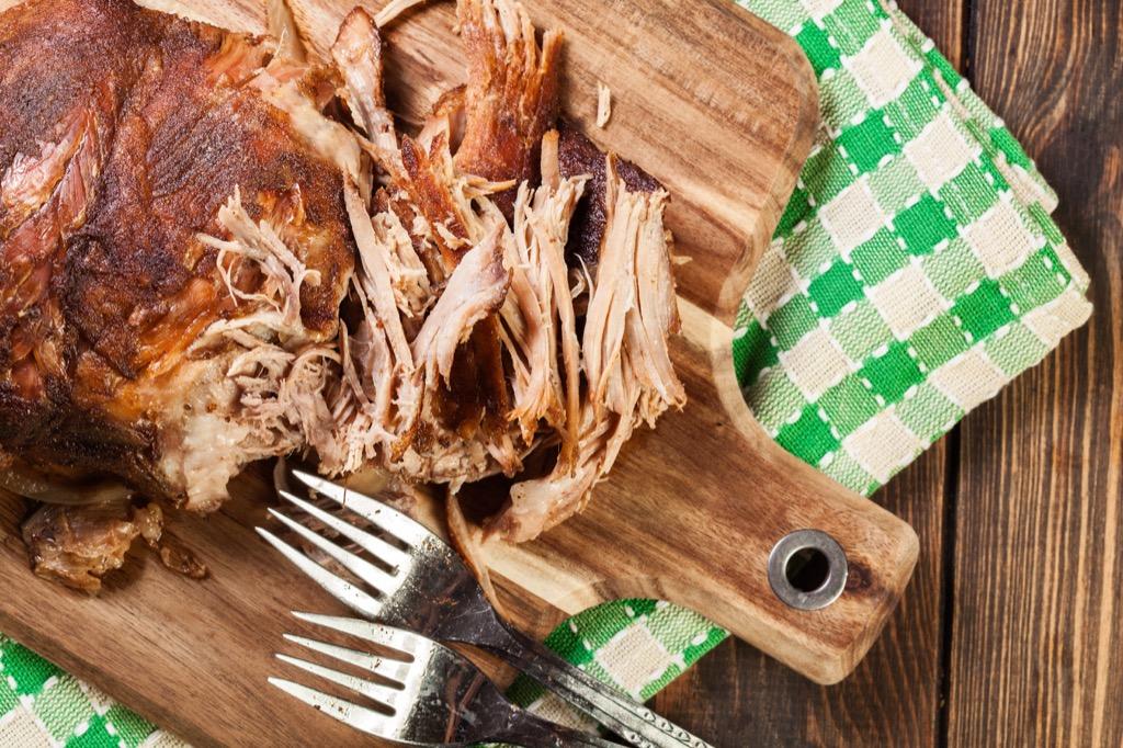 pulled pork meals