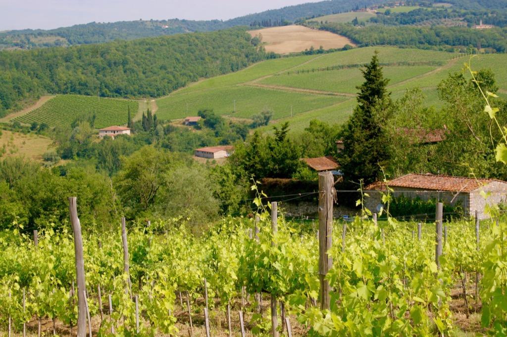 Italian countryside, Brunello Cucinelli