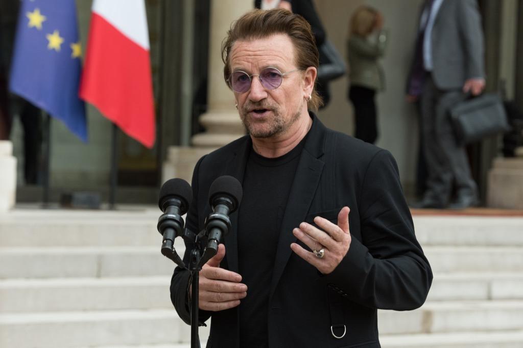 Bono, inspiring quotes