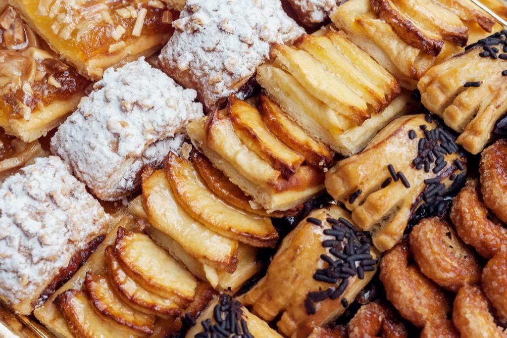 sweet pastries lifestyle habits