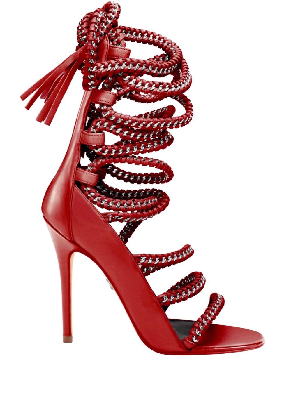 Monika Chiang heels.