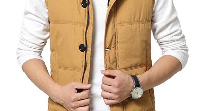 vest, fall menswear 2017
