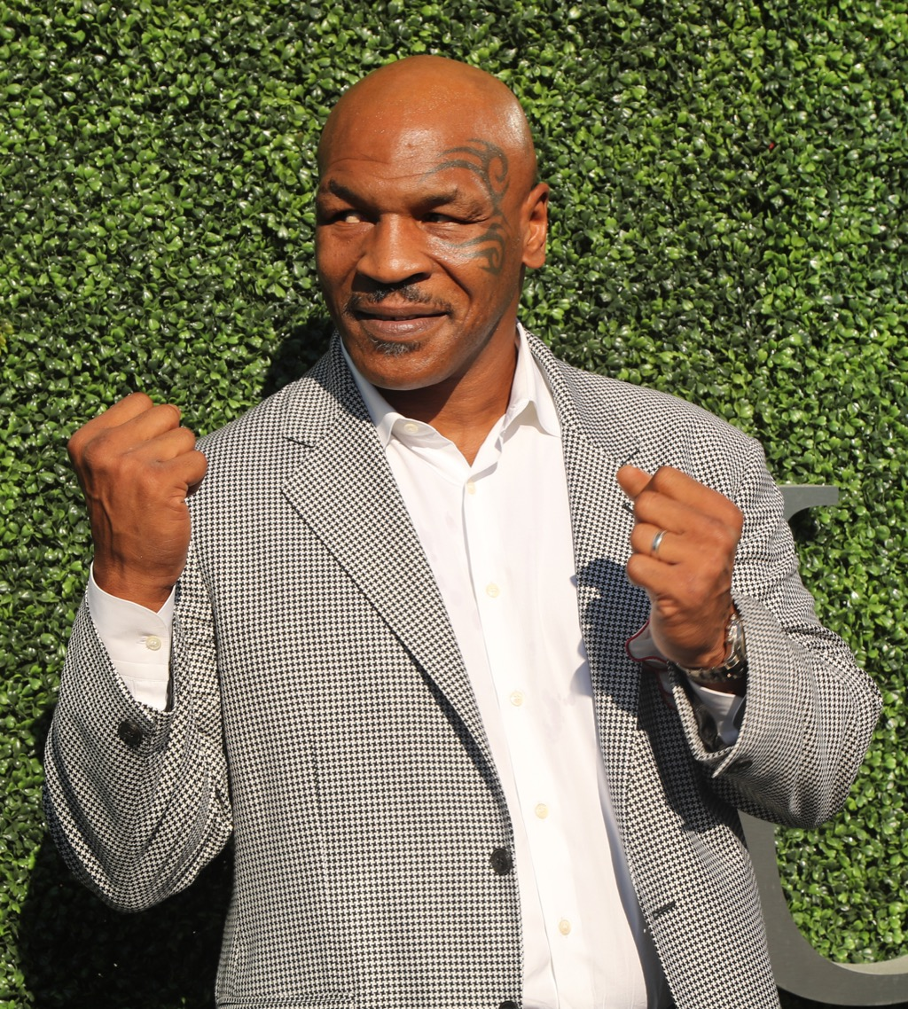 Mike Tyson celebrity facts