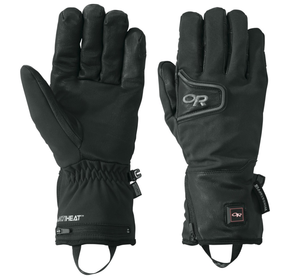 heated gloves, unusual gifts