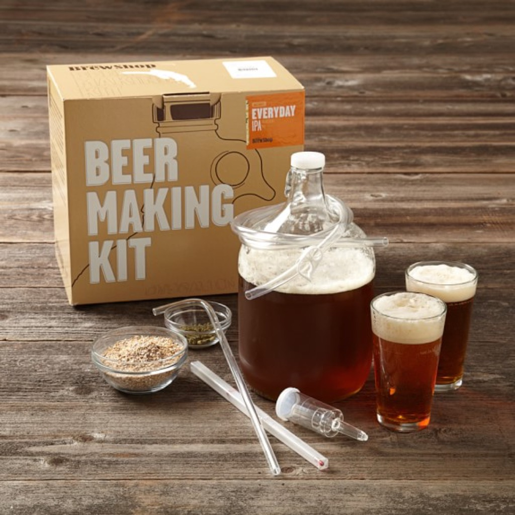 beer making kit gift ideas
