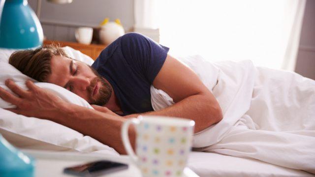 sleep after 40