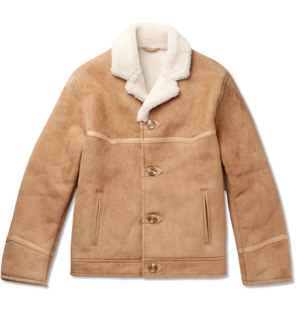 kingsman shearling coat upcoming films