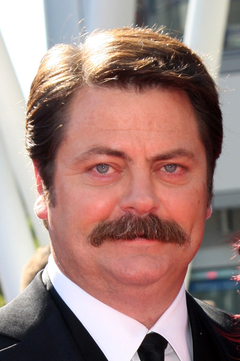 Nick Offerman made a hilarious PSA for Movemember