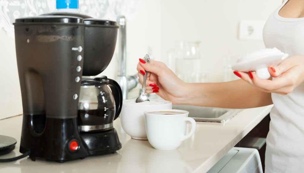 coffee maker things you should clean every day