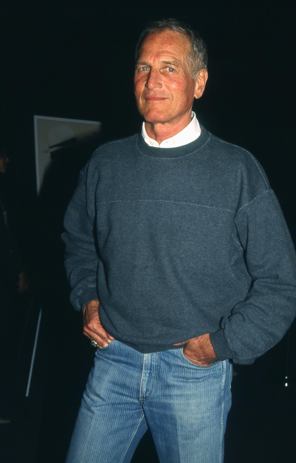 Paul Newman most famous actors