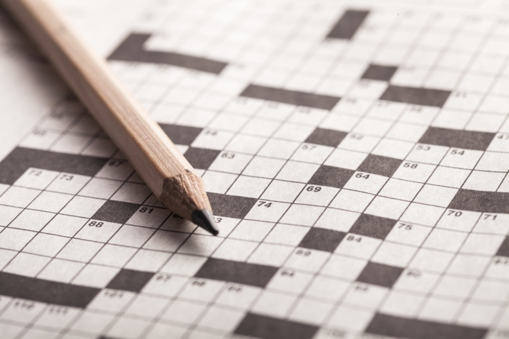 doing puzzles together can help couples relax