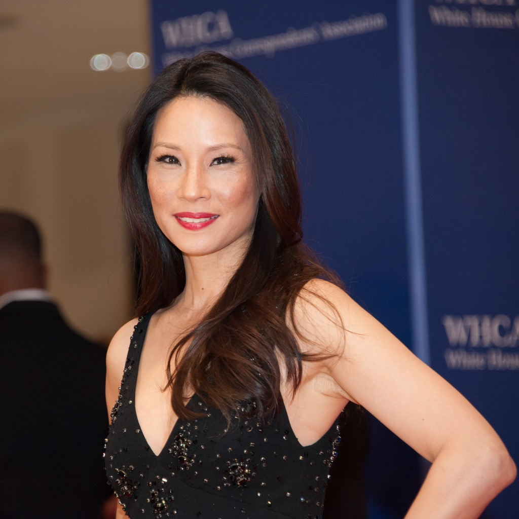 Lucy Liu celebrity facts