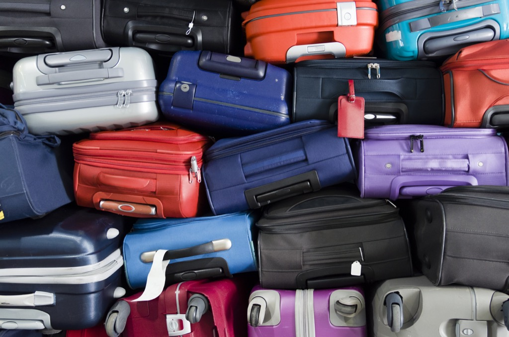 Suitcases {Never Buy at Walmart}