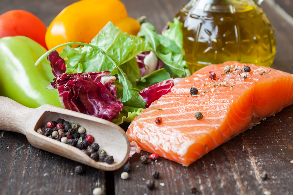 eating salmon will give you a photographic memory