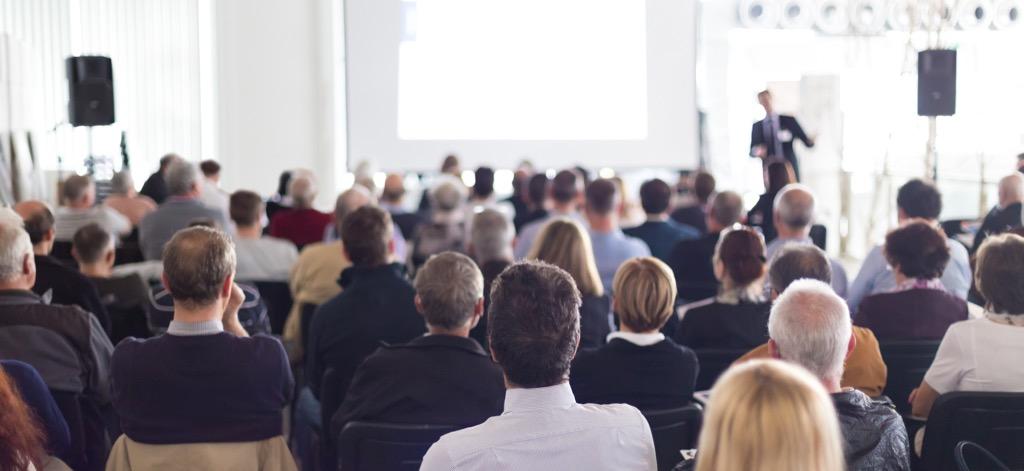 attend a talk Best Date Ideas