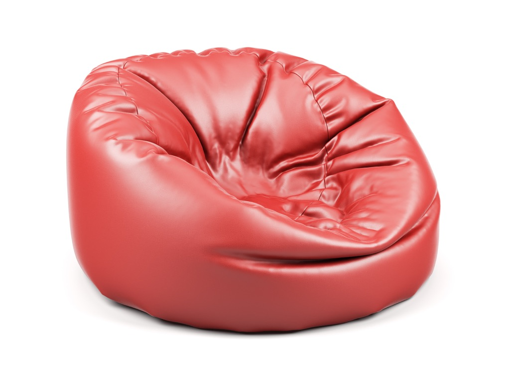 bean bag, ways your body changes after 40