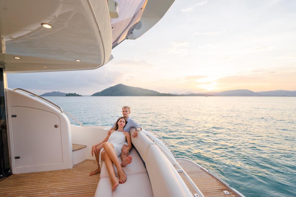 boat, yacht, Best Date Ideas