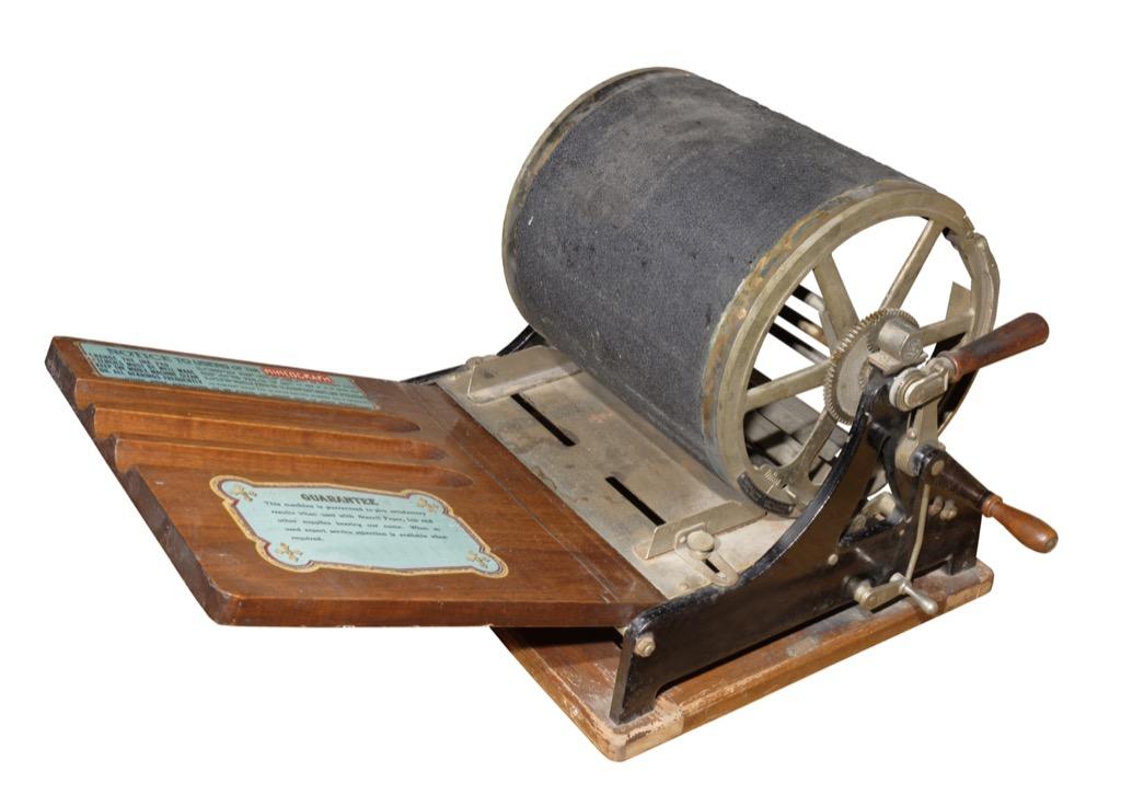 mimeographs