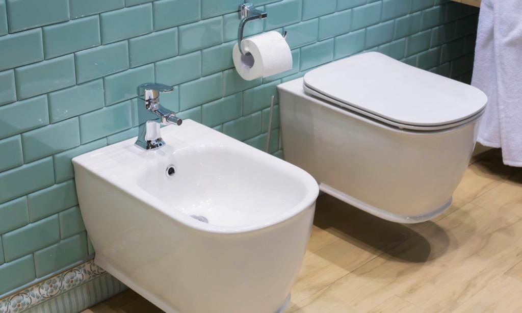 bidet, bathroom, cultural mistakes