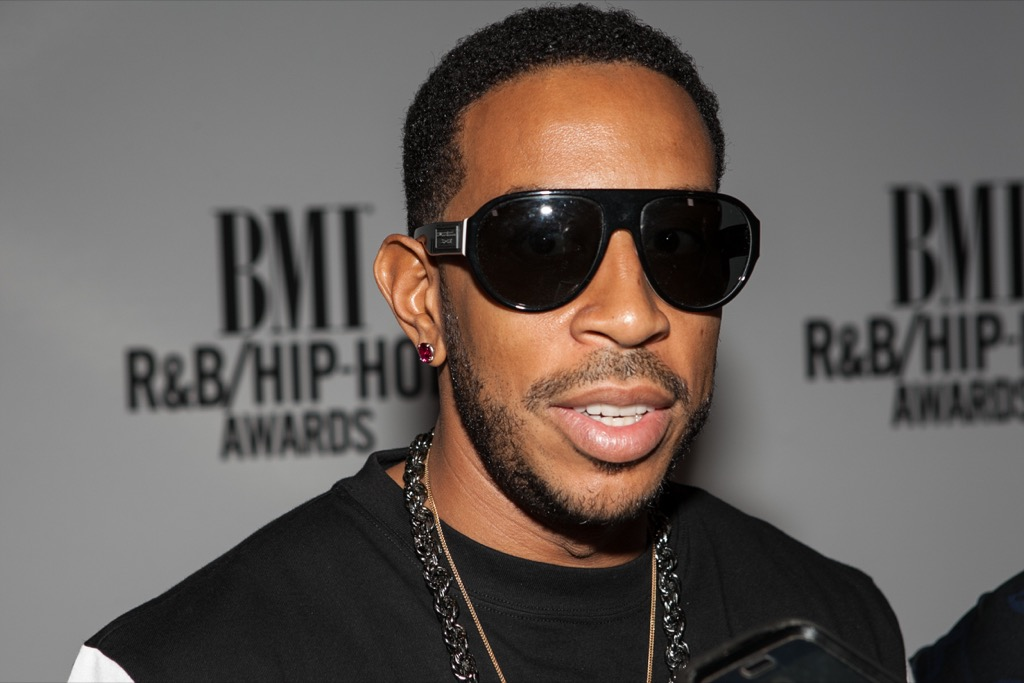 Ludacris celebrity facts