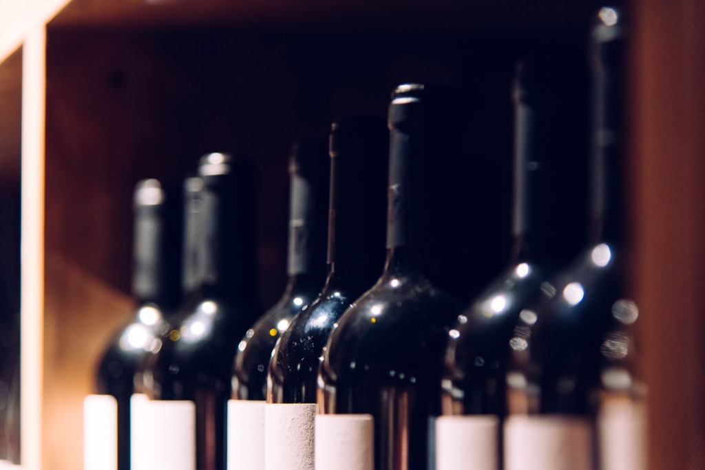 benefits of wine red