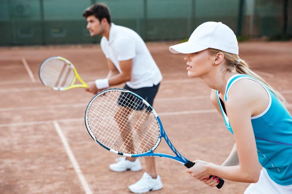 couples tennis hobbies
