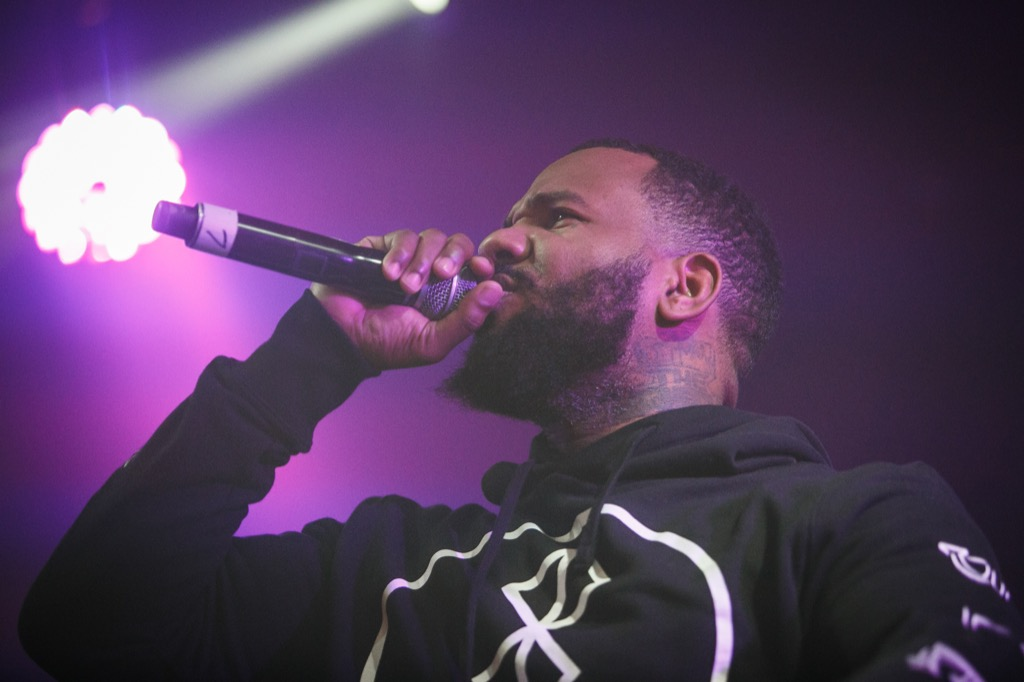 The Game rapper celebrity facts