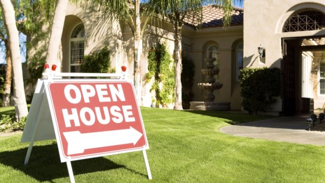 real estate, open house. second date ideas