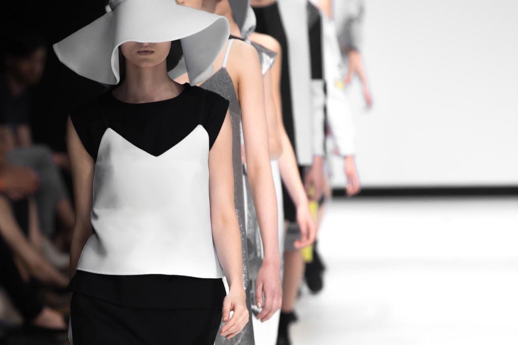 runway models fashion