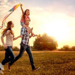 parents raising kids