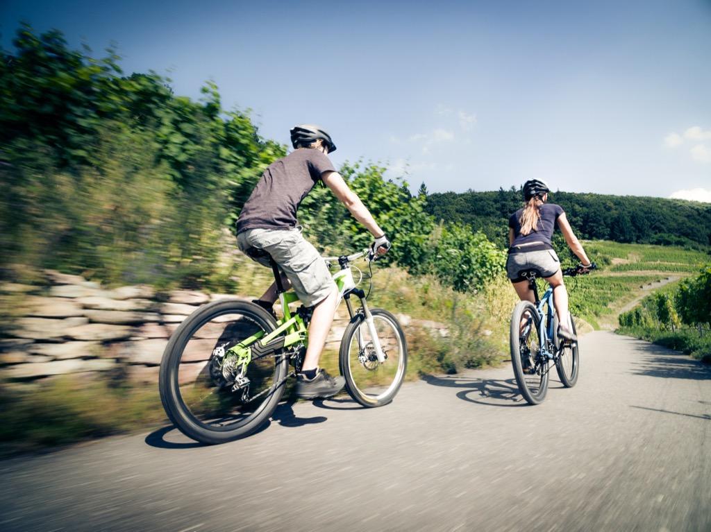 biking couple hobbies