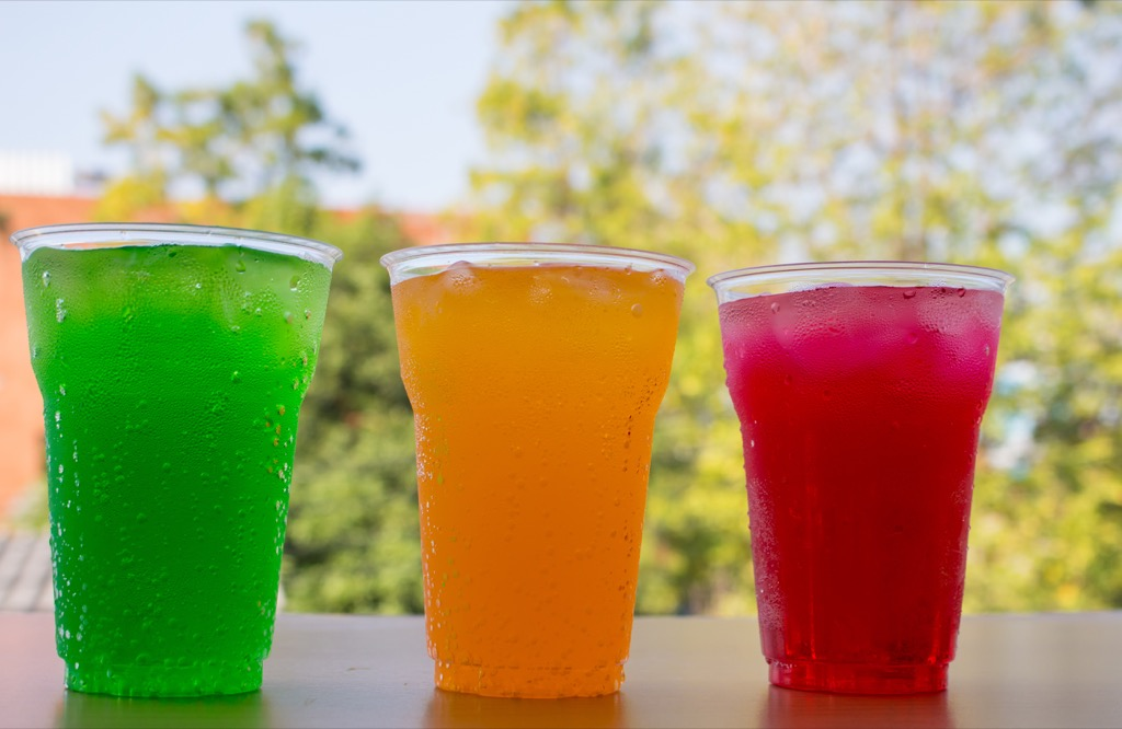 sugary drinks, soda, stay lean