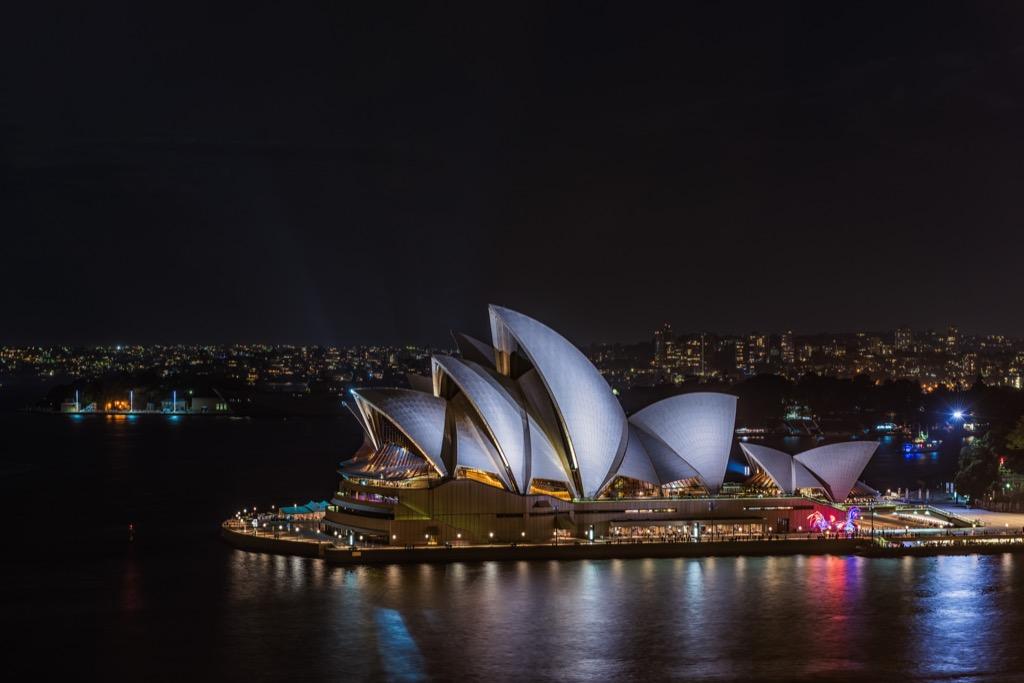 Australia tourists