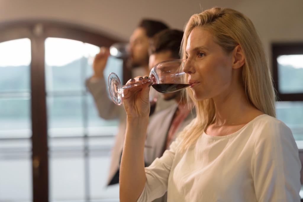 wine health benefits of wine