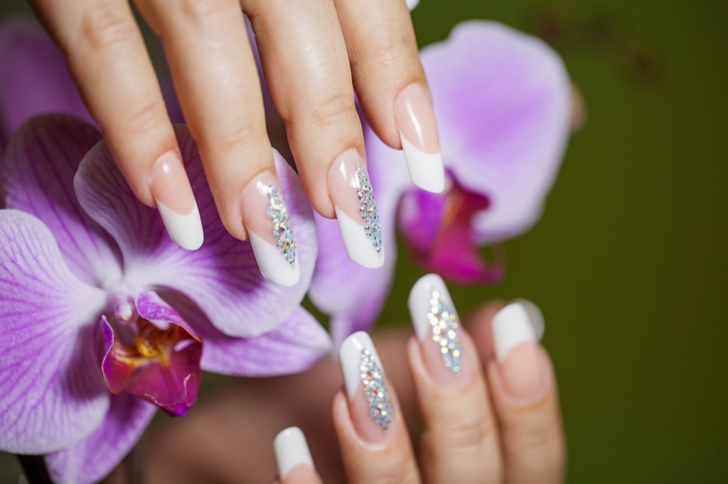 long fake nails awesome facts