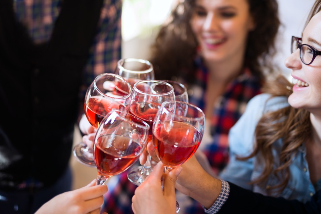 drinking red wine will give you a photographic memory