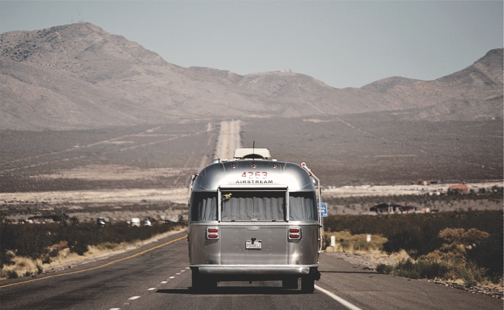 airstream trailer, unusual gifts