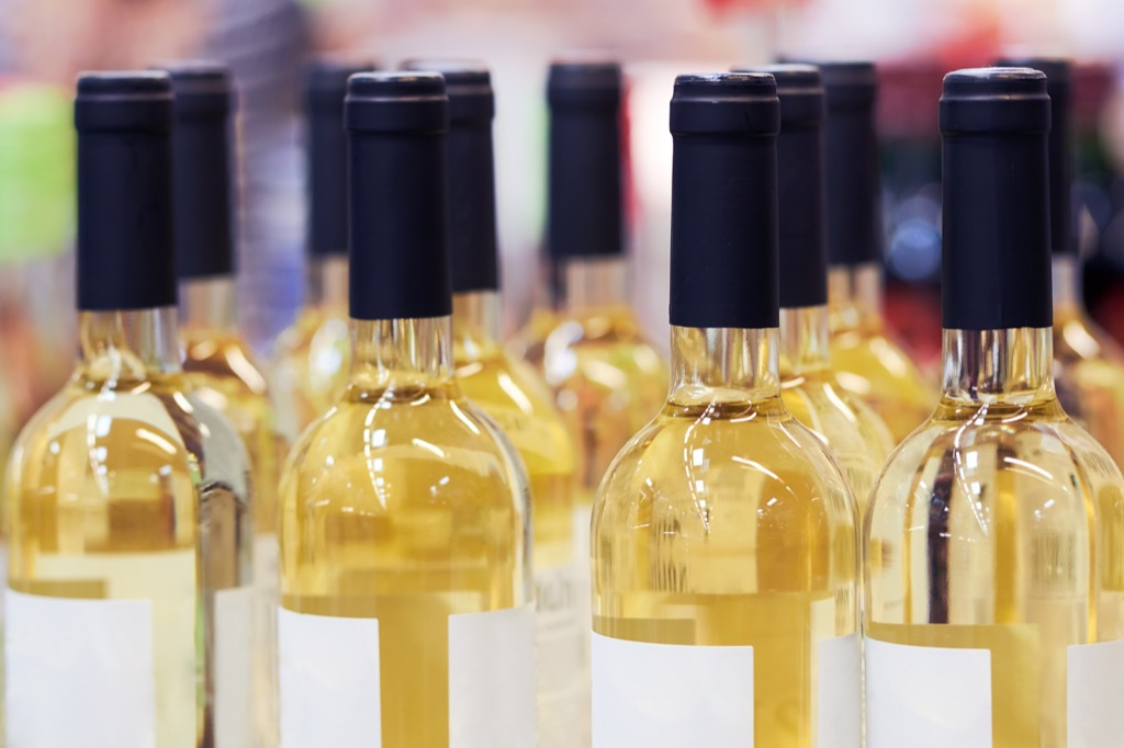 benefits of wine white