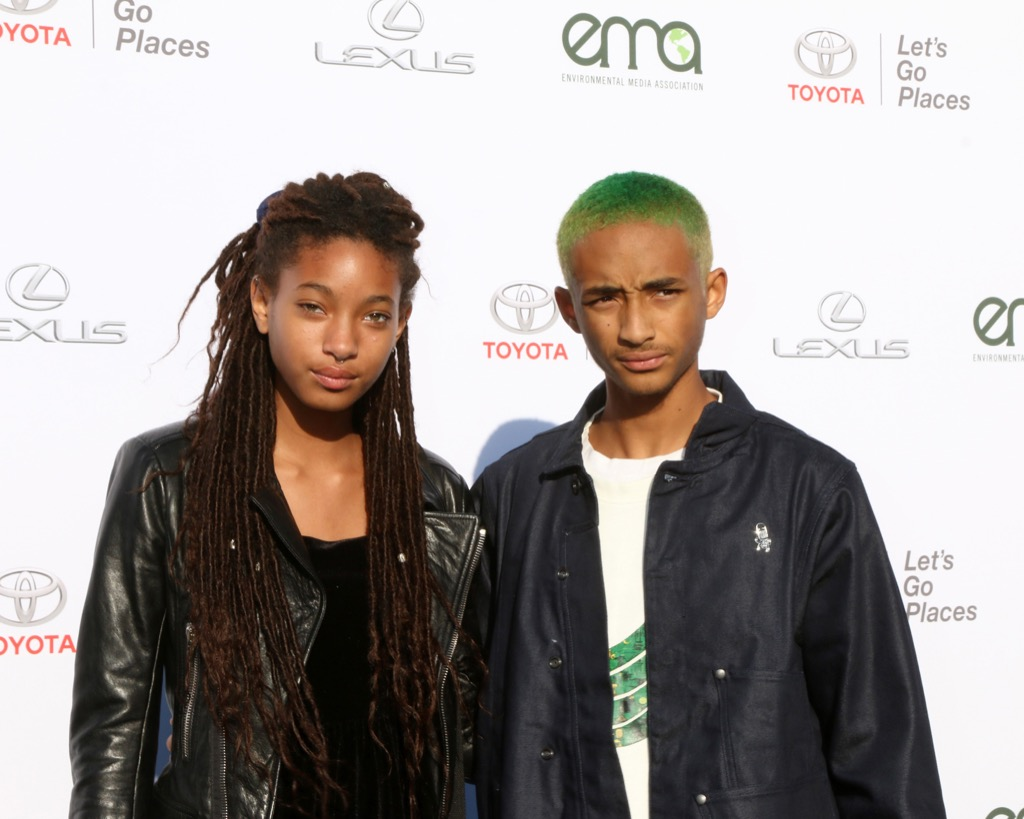 Willow Smith celebrity facts