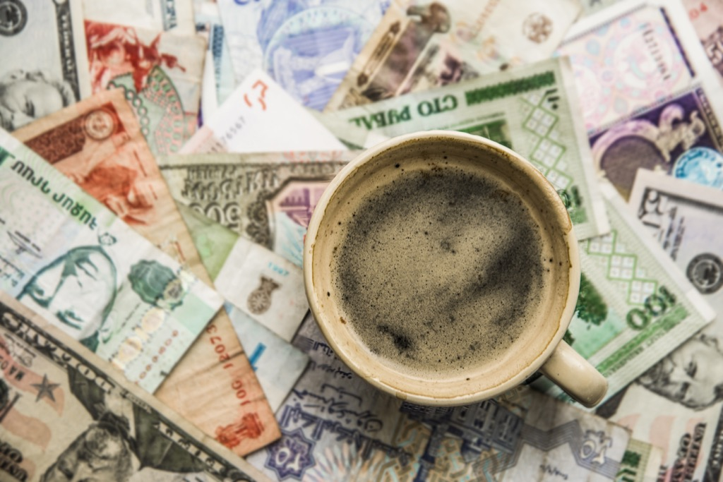 tipping, cultural mistakes